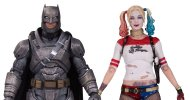 Batman V Superman: ecco le nuove action figure di alcuni personaggi del mondo DC