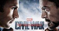 Captain America è senza maschera nei nuovi poster internazionali di Civil War