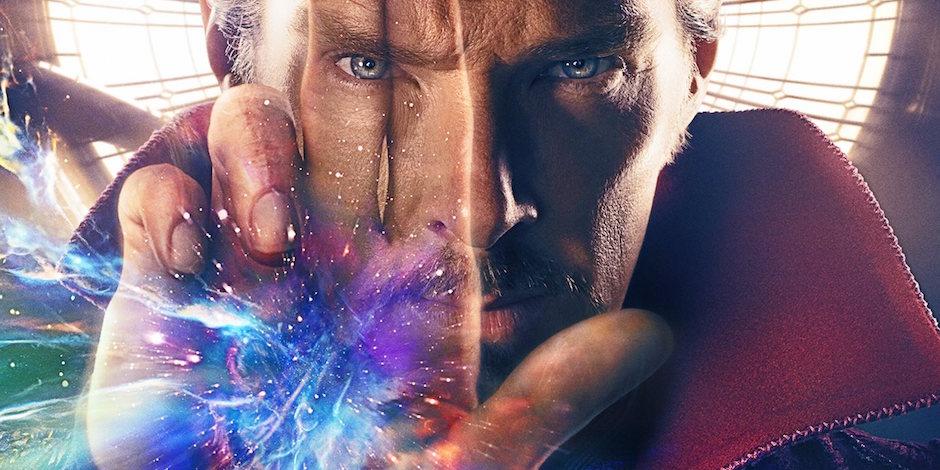 Doctor Strange : Il primo trailer con Benedict Cumberbatch