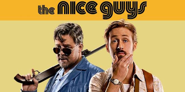 The Nice Guys, nuovo trailer con Ryan Gosling e Russell Crowe
