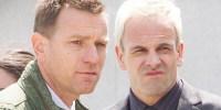 T2- Trainspotting, Ewan McGregor Jonny Lee Miller