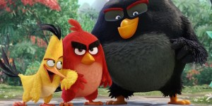 angry birds banner