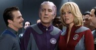 Galaxy Quest: il reparto artistico del film in un raro video dal backstage