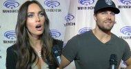 EXCL – Megan Fox e Stephen Amell ci parlano di Tartarughe Ninja: Fuori dall'Ombra!