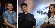 EXCL – Star Trek Beyond: Badtaste.it intervista Zoe Saldana e John Cho