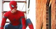 Spider-Man: Homecoming, Tom Holland in azione nelle nuove foto e nei video dal set