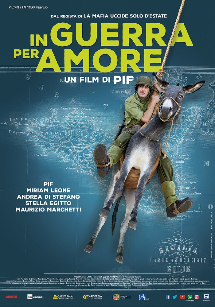 Movie Review: In Guerra per Amore (In War For Love)