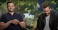 Trolls: Justin Timberlake e Alessio Bernabei ci parlano del nuovo film d'animazione DreamWorks!