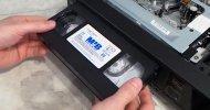 VHS: un video mette in evidenza la scarsa qualità delle videocassette