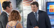 Modern Family 8: ecco Nathan Fillion nel ruolo del meteorologo 'Rainer Shine'!