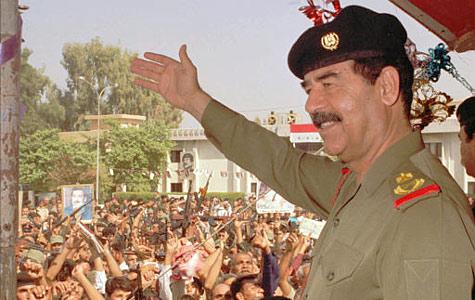 Saddam Hussein Nostalgia