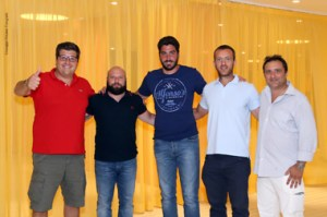 Sant'Isidoro - Arriva un nuovo preparatore atletico, presi Renda e Molinaro