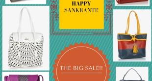 Sankranti Handbag Sale!