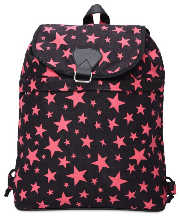 Limeroad Pink Stars Backpack