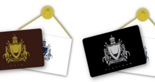 Hidesign Loyalty Cards
