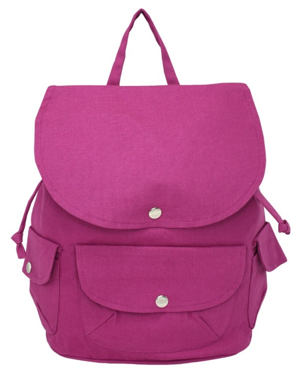 Limeroad Purple Backpack