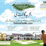 Bahria Golf City Karachi Residential Plots Booking Started