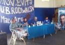 Plenario del Movimiento Evita de Malvinas Argentinas