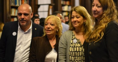 Conmemoración en la Legislatura por los 70 años del voto femenino
