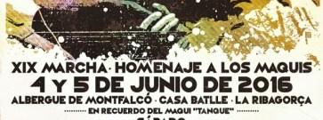 Martín Arnal y ¡Viva el Maquis! en la XIII ofensiva contra el olvido
