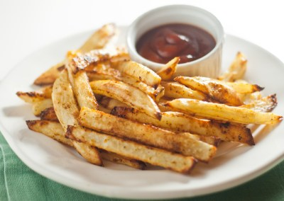 Perfect Oven Fries - Baked In