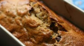 Brown Butter Chocolate Chip Banana Bread