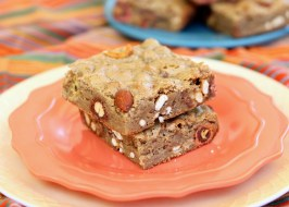 Sweet & Salty Brown Sugar Bars