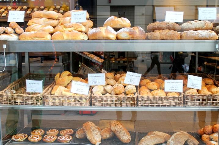 Bakery in Copenhagen, Denmark | Bakerita.com