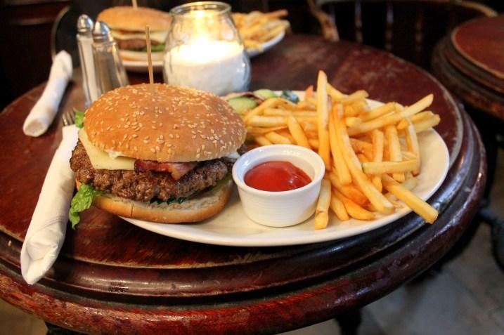 Hamburger in Copenhagen, Denmark | Bakerita.com