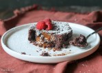 Easy Chocolate Lava Cakes for 2
