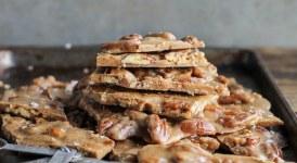 Chai Spice Pecan Brittle