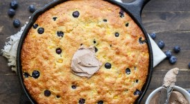 Blueberry Cornbread