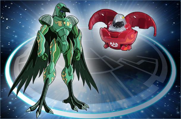 BK CD Ravenoid Ravenoid Bakugan