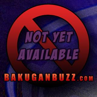 notyet Terrorclaw Bakugan