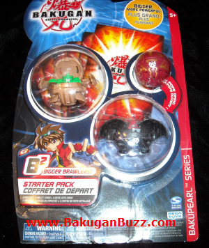 Bakupearl%20starter Bakugan BakuPearl Packs