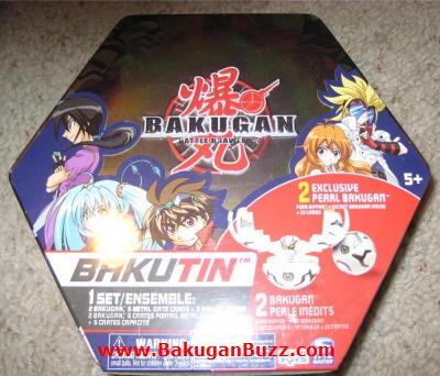 blacktinF Bakugan Bakutins