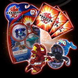 StarterPack 300x299 Top 10 Selling Bakugan – March 2011