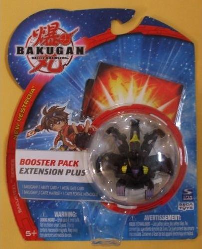 BakuSteel BoosterPack Bakugan BakuSteel Packs