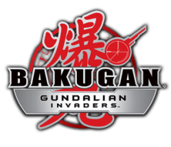 GI logo Bakugan Battle Brawlers Season 3: Gundalian Invaders