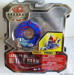 Raytheus Raytheus Bakugan Mobile Assault Vehicle Battle Gear