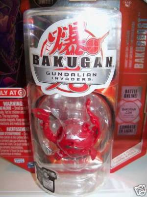 Crimson and Pearl Dharak Crimson and Pearl Bakugan