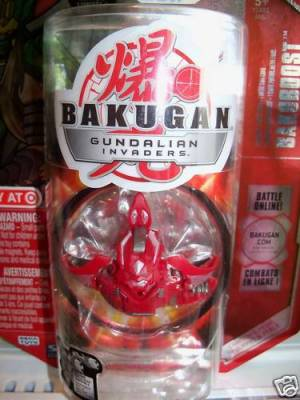 Crimson and Pearl Strikeflier Crimson and Pearl Bakugan