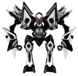 dreadeon UnReleased Bakugan and Traps