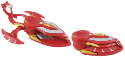rapilator UnReleased Bakugan and Traps