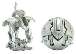 wolfurio UnReleased Bakugan and Traps