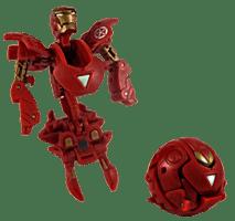 IronManExtremis Bakugan VS. Iron Man