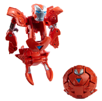 IronManSilver Bakugan VS. Iron Man
