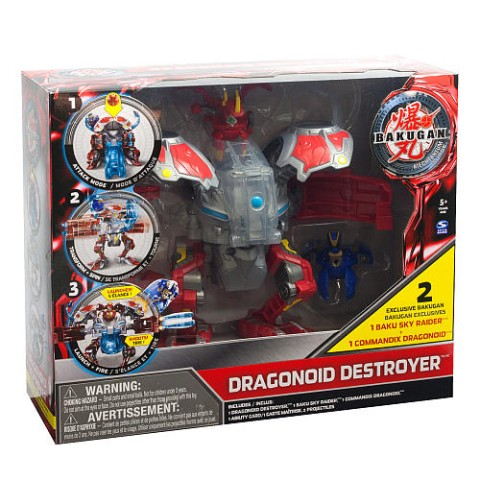 draonoid destroyer pack Dragonoid Destroyer