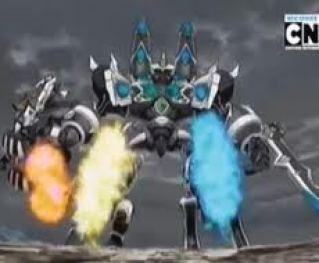 mech Mechtavius Destroyer: Bakugan Mechtanium Surge Antagonist