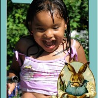 Easter Photo Frame -- Free Download